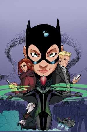 Batgirl #11
