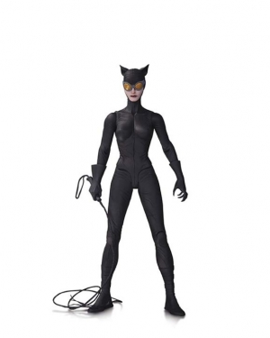 DC COMICS DESIGNER ACTION FIGURES SERIES 1: BY JAE LEE-CATWOMAN