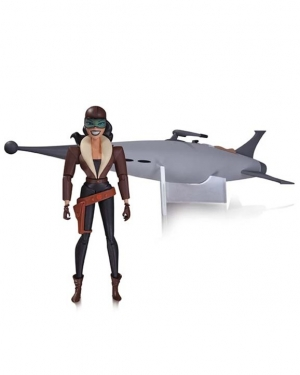 BATMAN ANIMATED SERIES: ROXY ROCKET DELUXE ACTION FIGURE