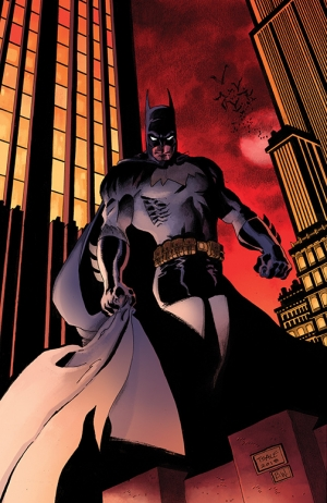 Detective Comics #1000 1990's Variant by Tim Sale