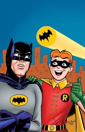 Archie Meets Batman '66 #1 Dan Parent Variant