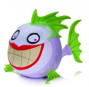 DC SUPER PETS! PLUSH FIGURES JOKER FISH $15