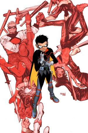 Robin #1 Standard Cover