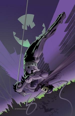 Detective Comics #1000 1960's Variant by Jim Steranko