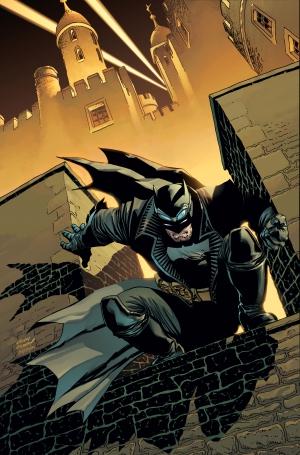Batman: The Dark Knight #1 Variant Cover