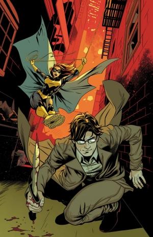 Batgirl #33