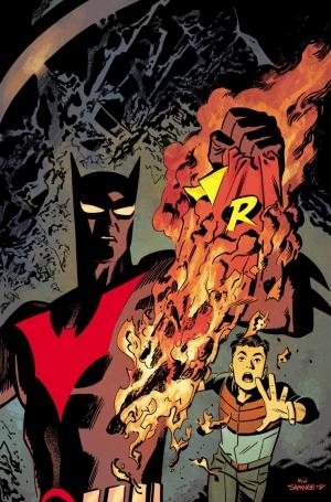 Batman Beyond #30