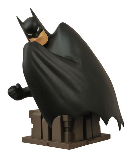 SDCC 2016 BATMAN ANIMATED SERIES BATMAN LOGO BUST