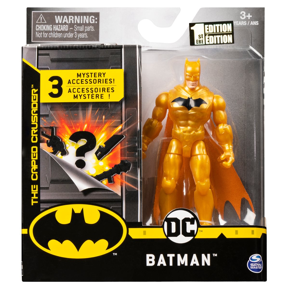 DC Super Friends 12cm Figure YOUNG JUSTICE CAPTAIN ATOM 5-pcs set