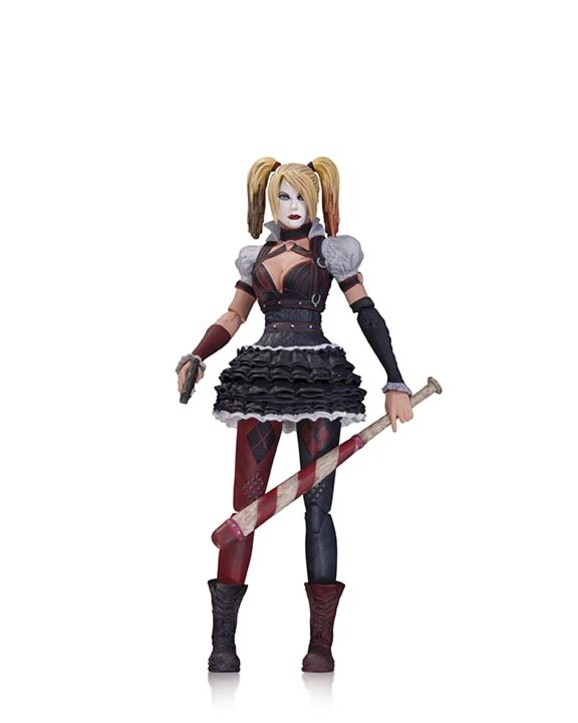 Harley Arkham Figure