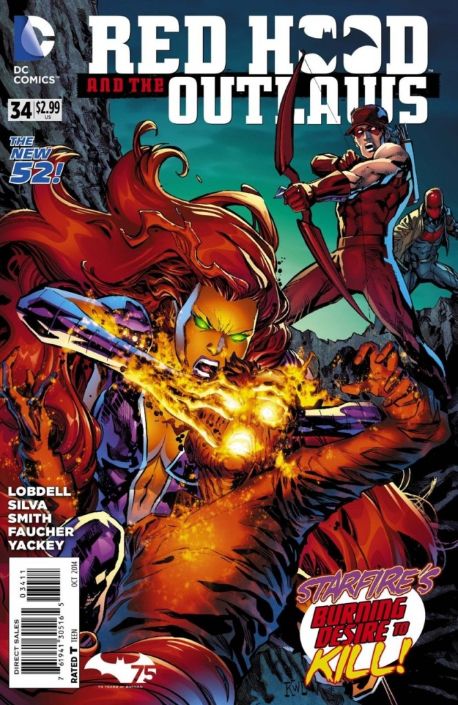 Red Hood and the Outlaws #34