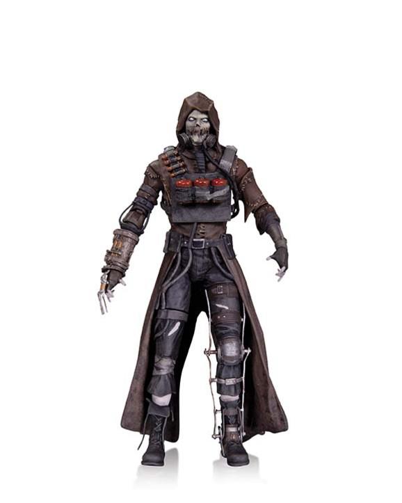 Scarecorw Arkham Figure