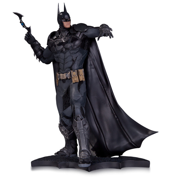 batman arkham statue