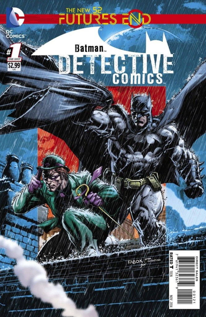 Detective Comics Futures End