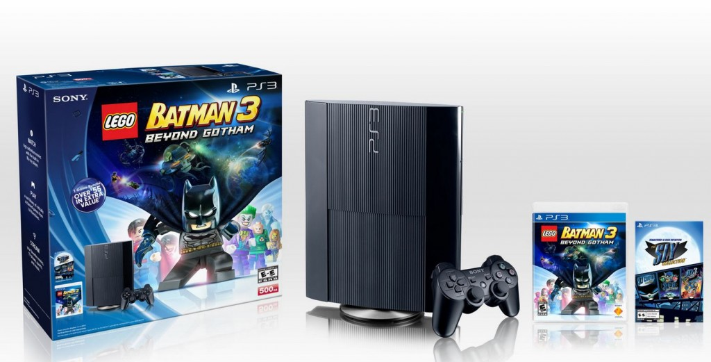 PS3 Lego Batman Bundle