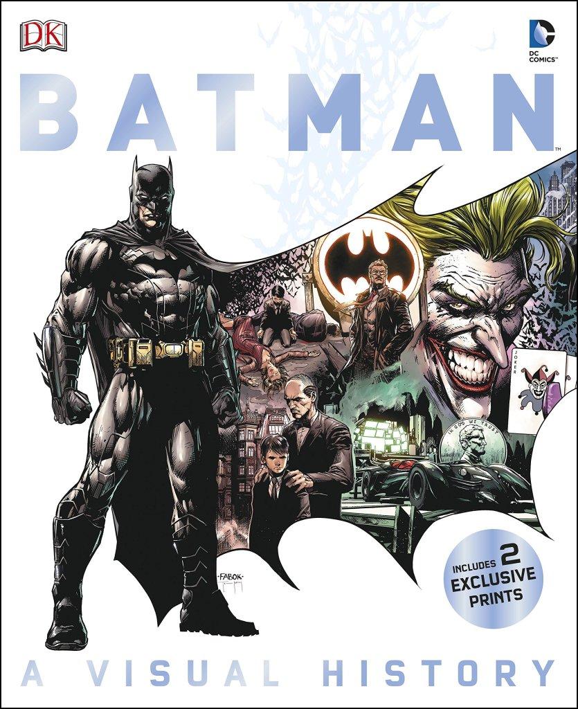 Batman Visual History