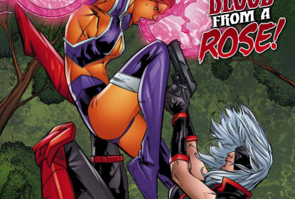 The Batman Universe Rose Wilson