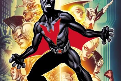 Batman Beyond Tim DrakeTim Drake Batman Beyond