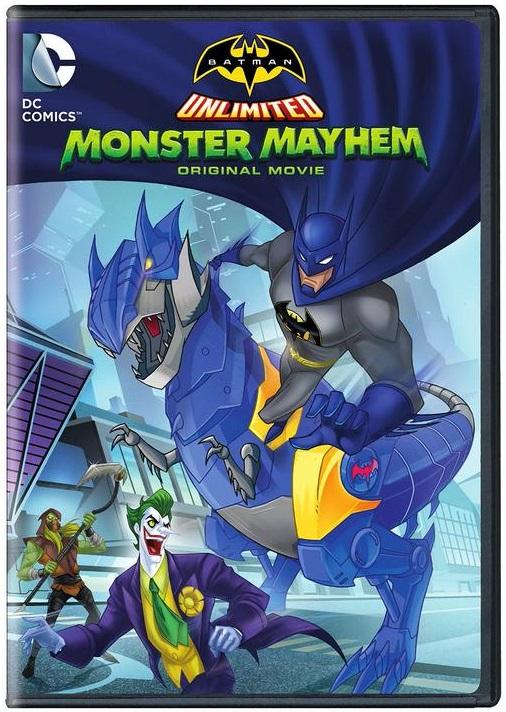 batman monster mayhem