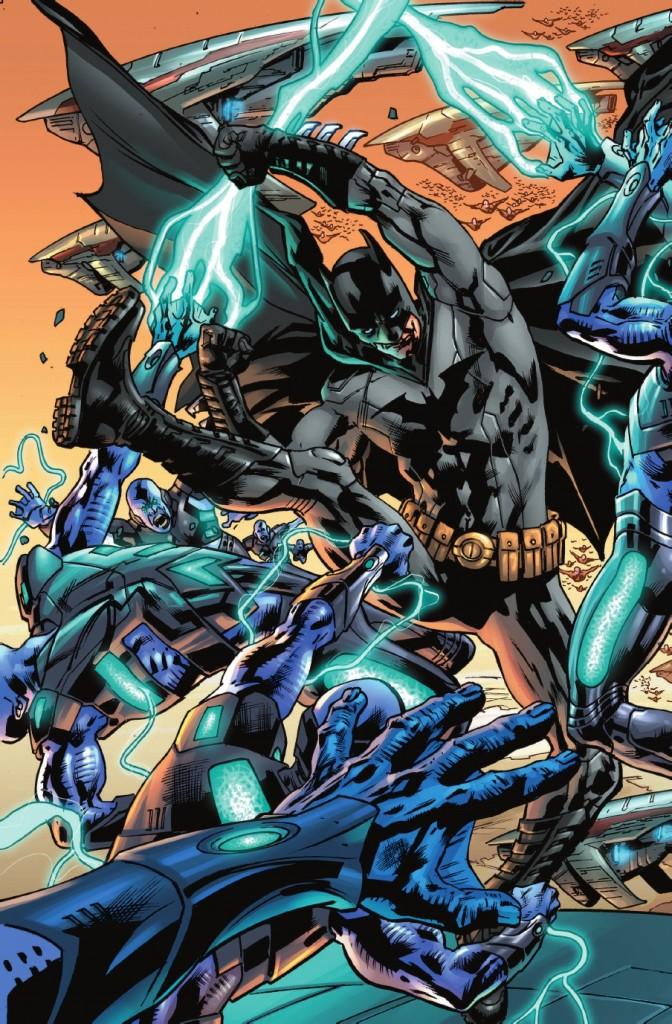 batman variant cover