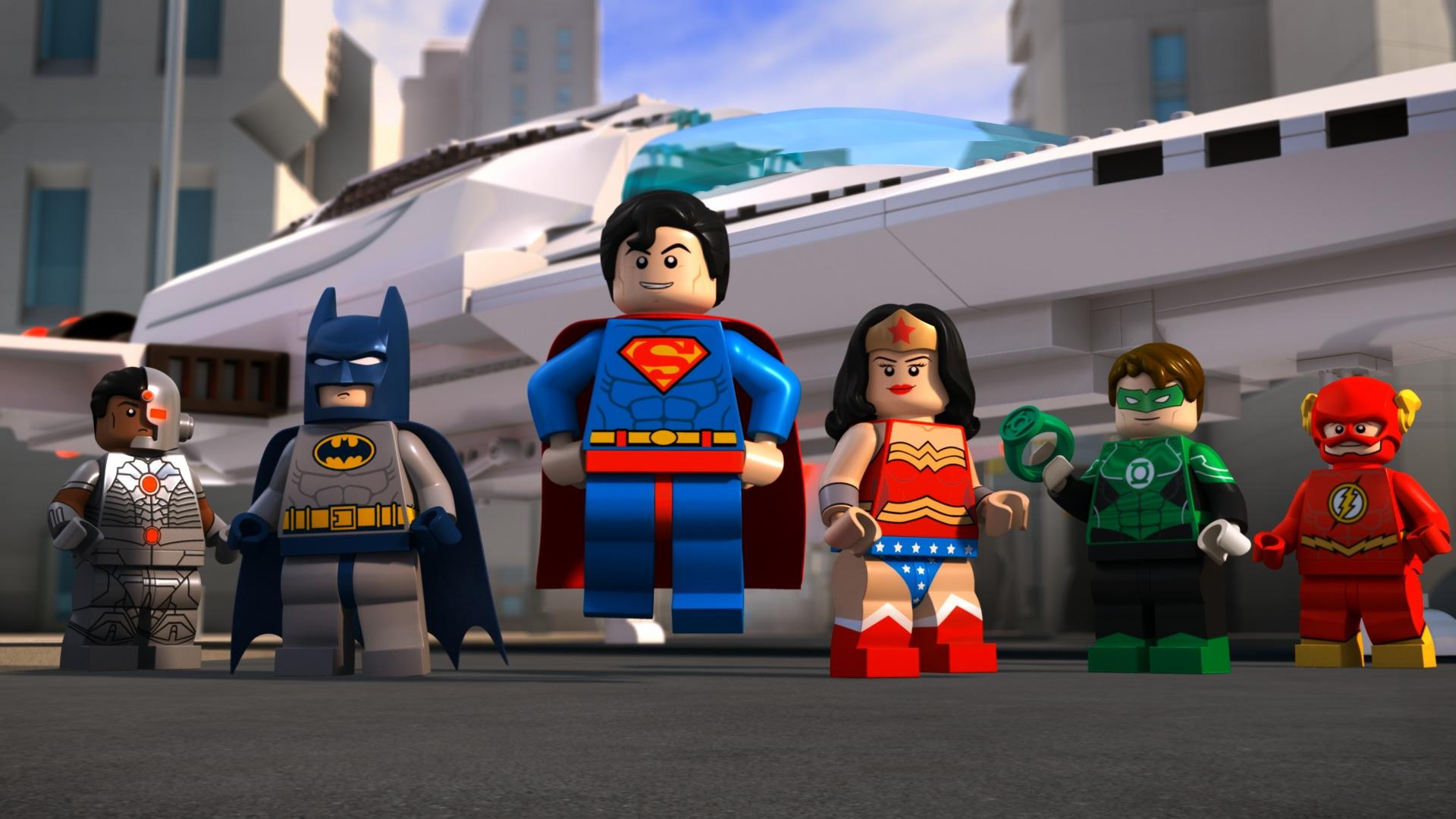 The Batman Universe – WB Animation at SDCC 2015