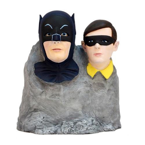 batman 66 bust