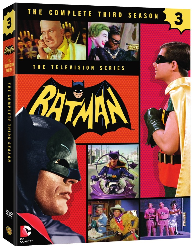 Batman 66 Season 3