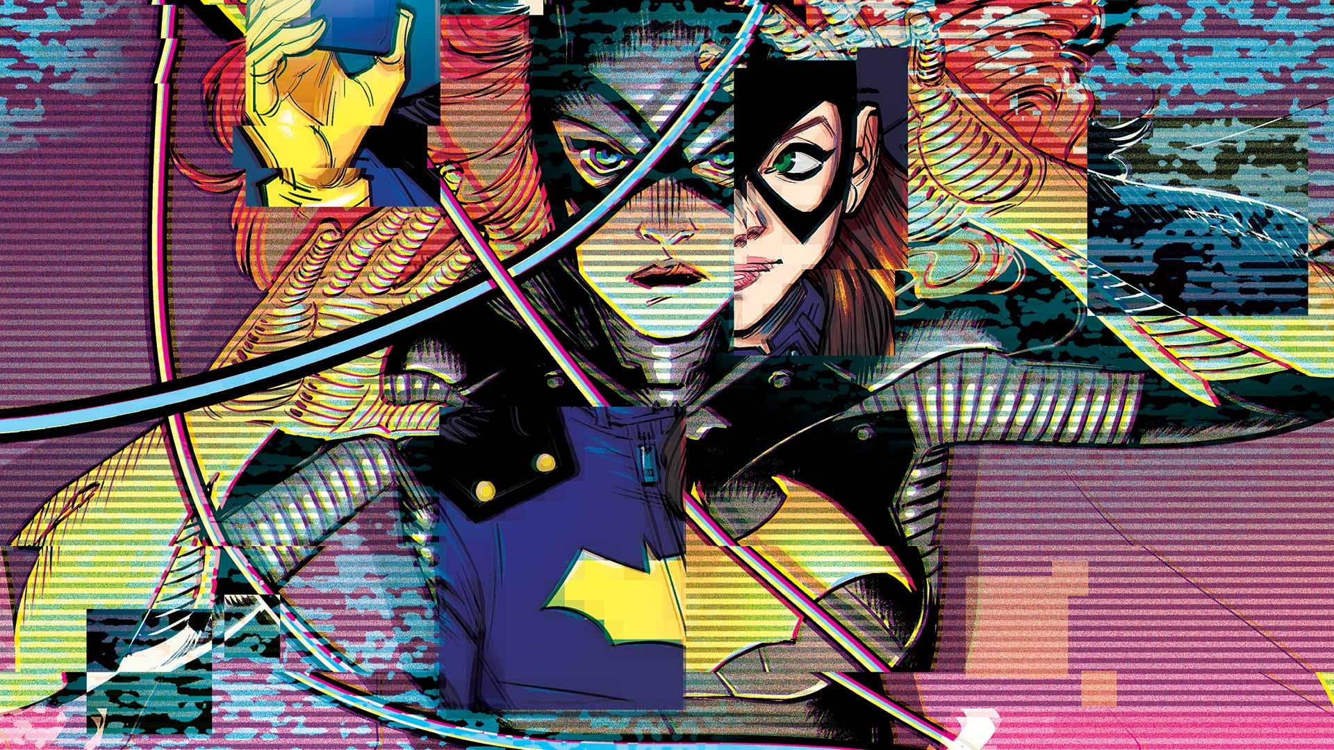 The Batman Universe – CCI 2015 Exclusive: Batgirl Creative ... Batman Comic Cover Wallpaper