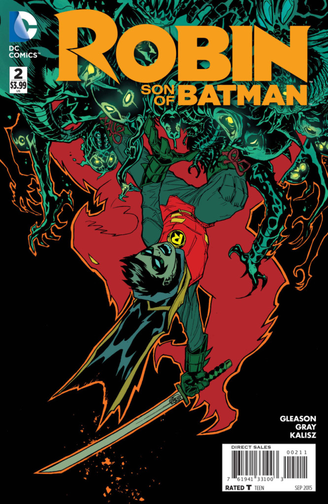 robin son batman