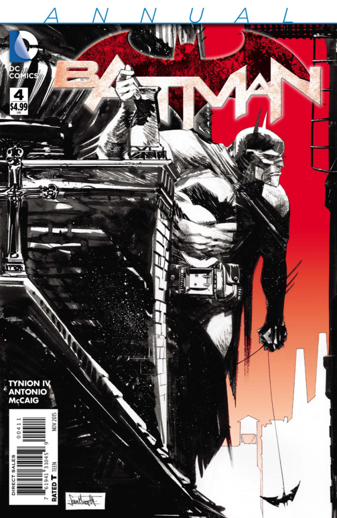 batman annual