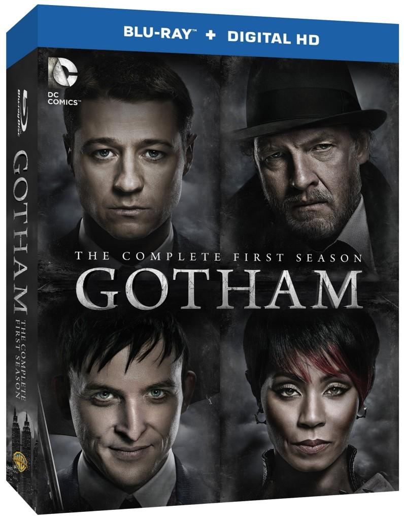 goham dvd