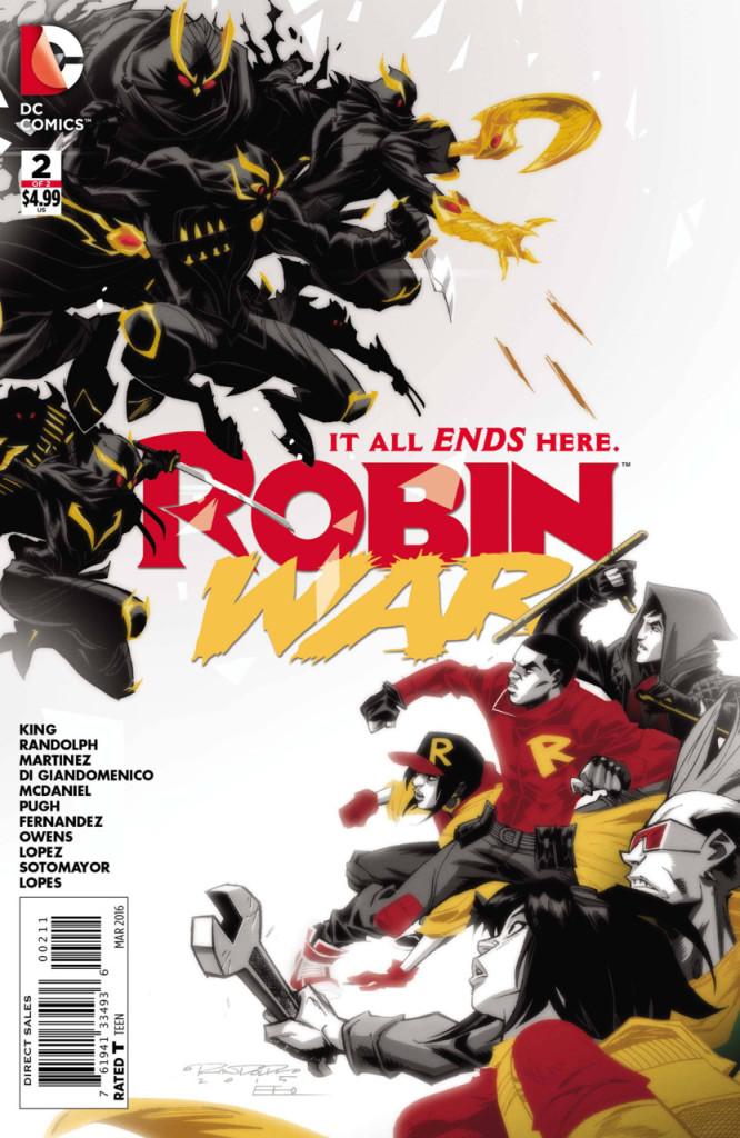 robin war
