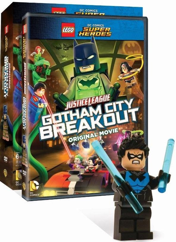 The Batman Universe – Latest LEGO DC Super Heroes Animated Movie ...
