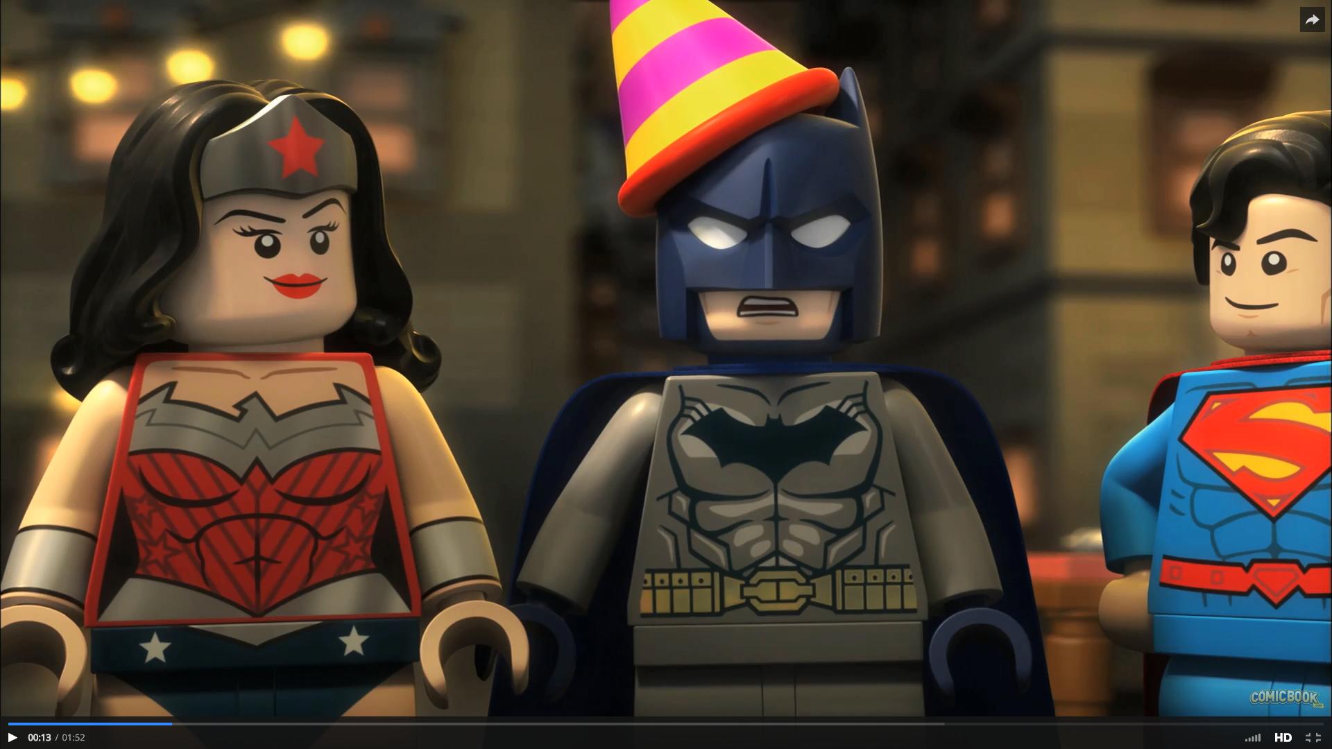 The batman universe trailer released for lego gotham - Super batman movie ...