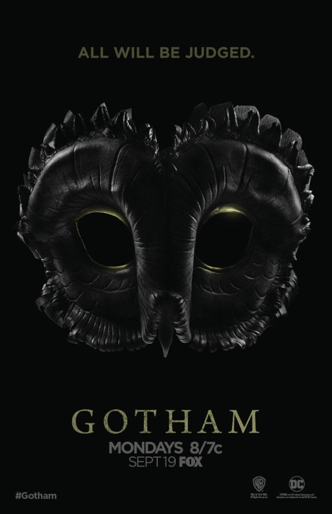 gotham sdcc 2016 poster