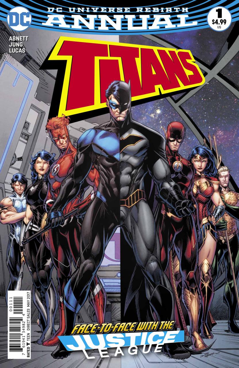 Batman Titans