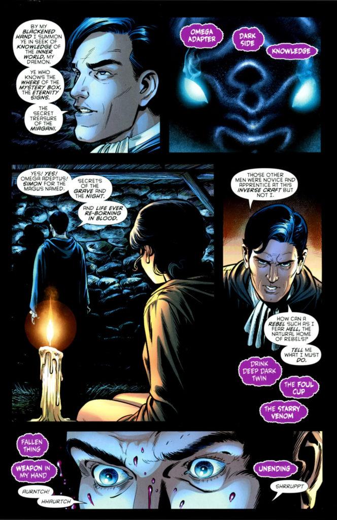 dr simon hurt – The Batman Universe