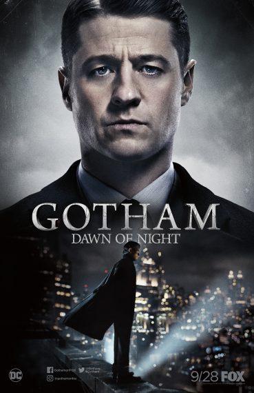 Assistir Gotham - Série / 4 temporadas