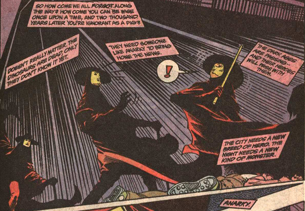 Anarky Detective Comics 609