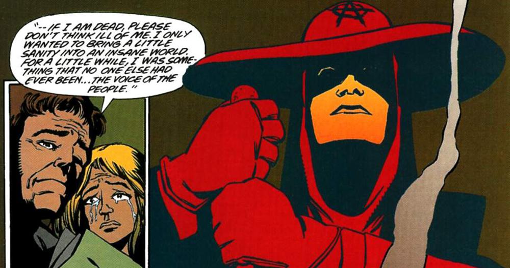 Anarky Shadow of the Bat 41 Batman