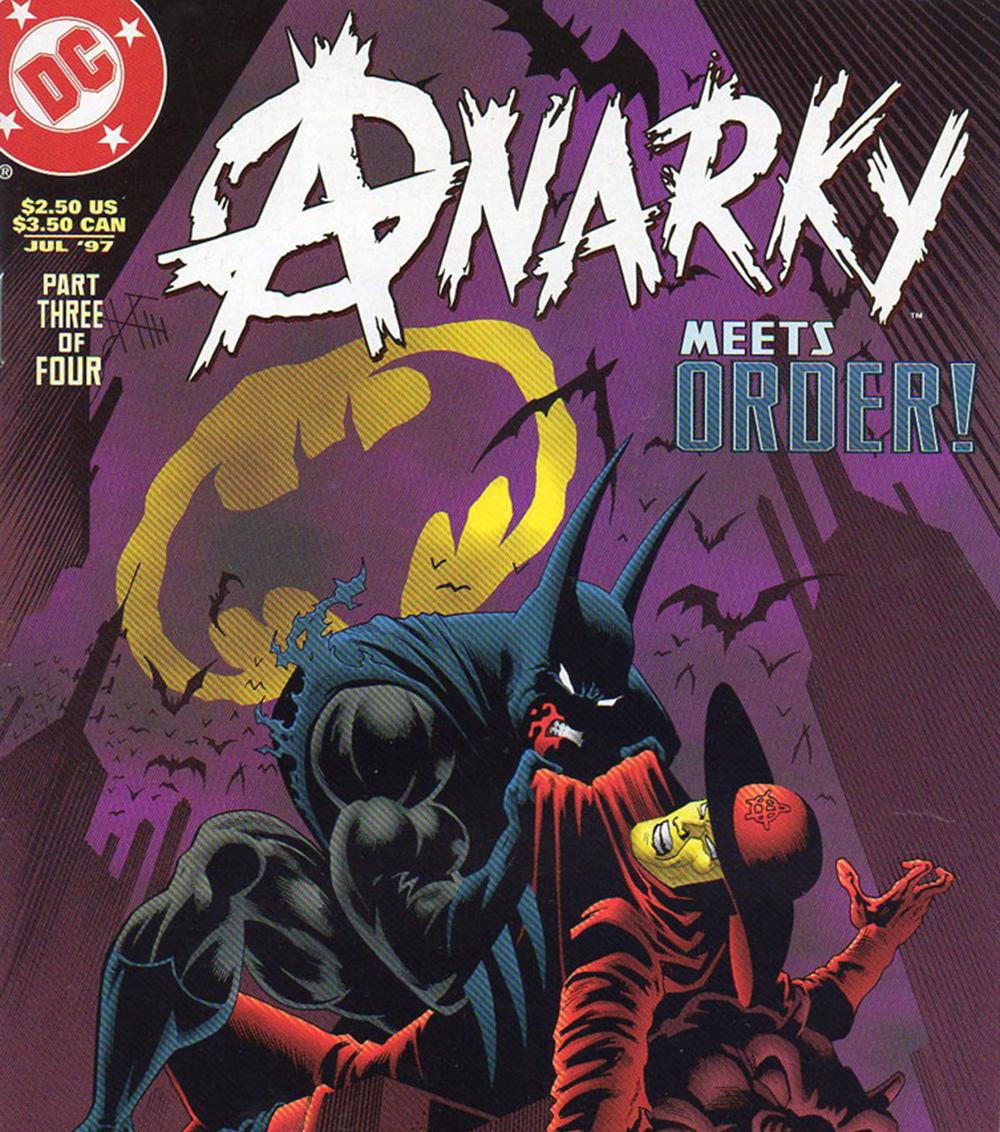Anarky Vol 1 3 Batman