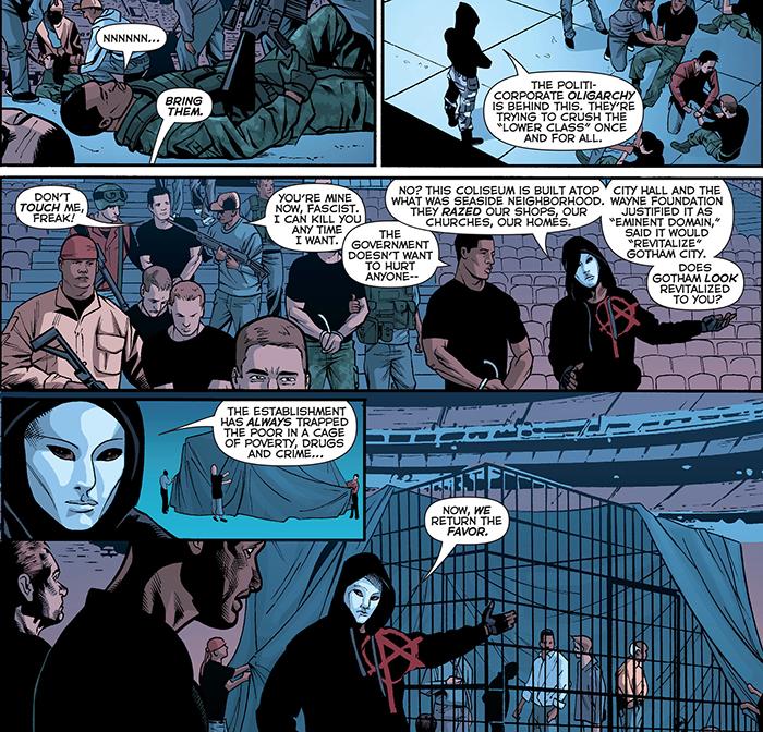 Jensen's Anarky Green Lanter Corps 25 Zero Year