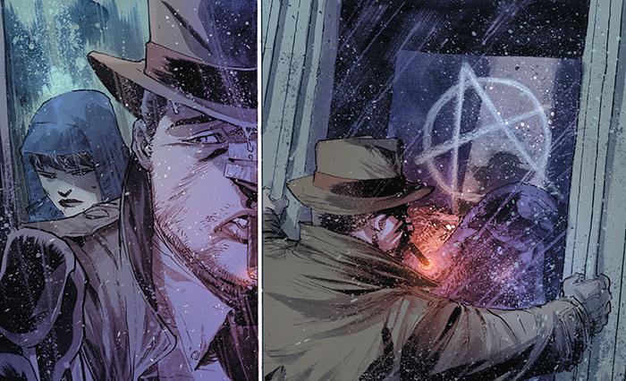 Detective Comics Anarky Bullock