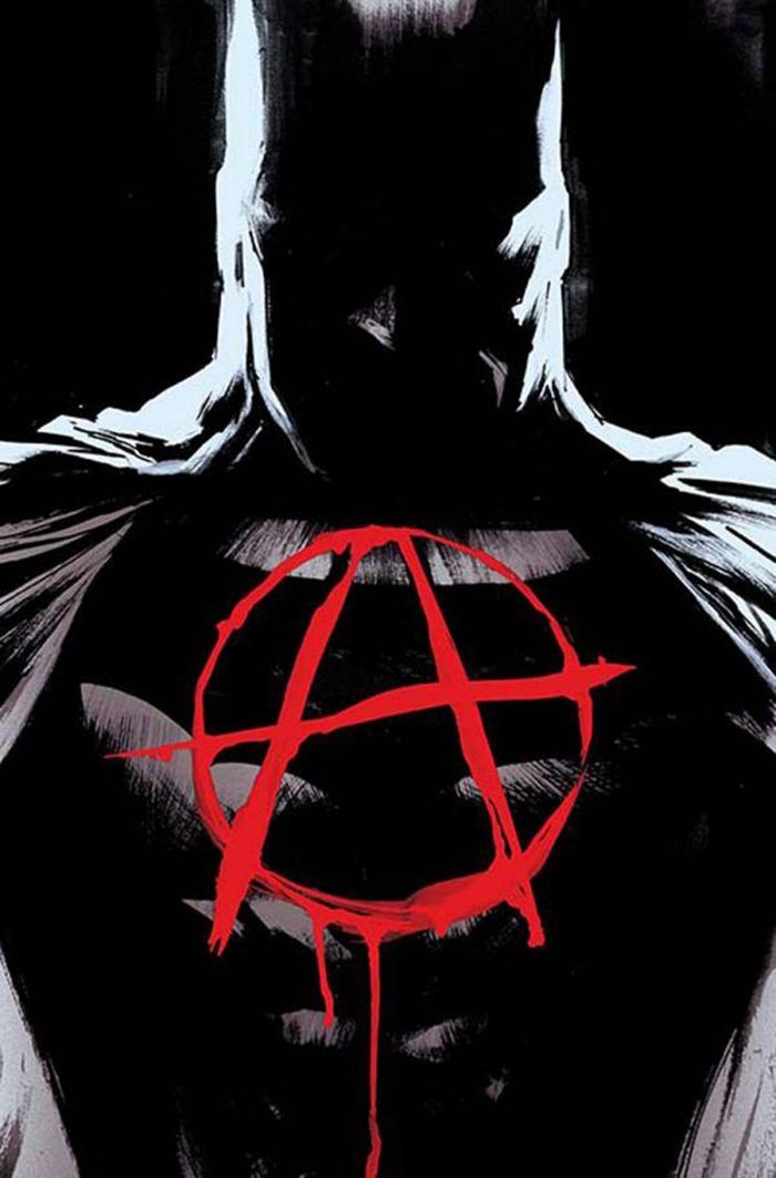 Rafael Albuquerque Batman Cover Anarky