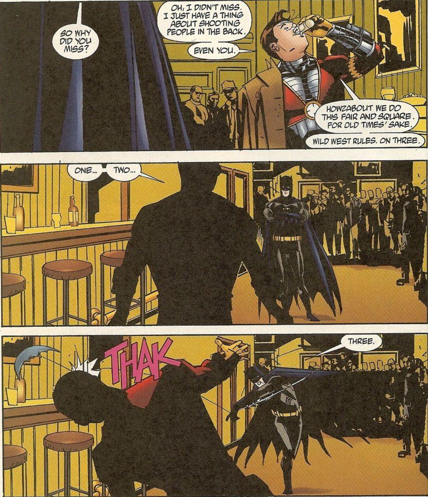 80-page giant deadshot vs batman