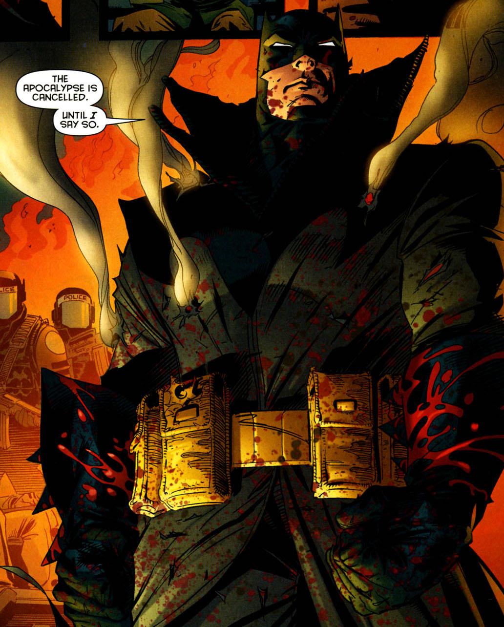 batman 666 collin colsher