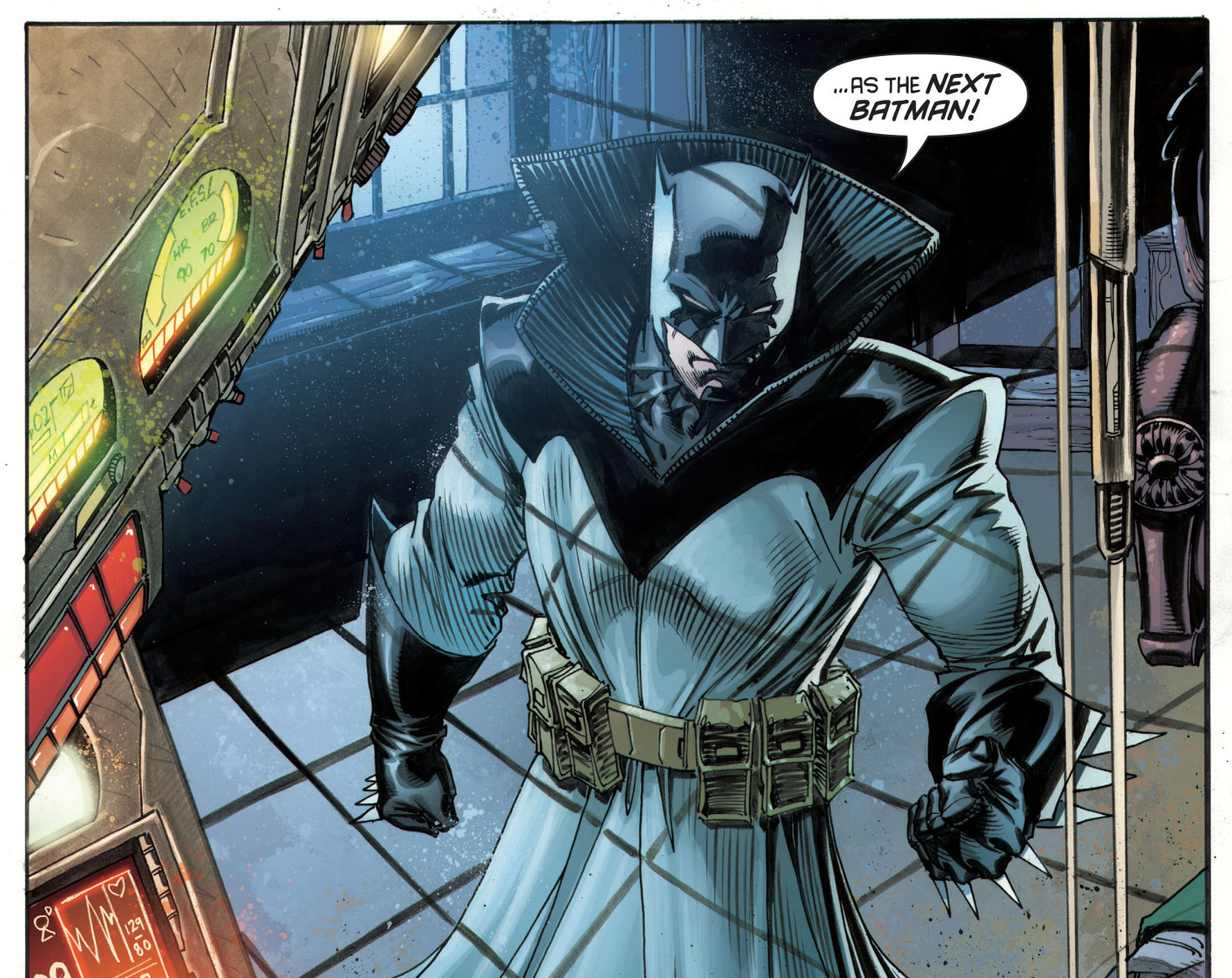The Batman Universe – The Devil in the Details: A History ...