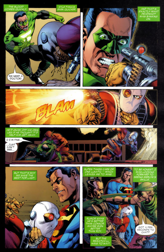 ID crisis deadshot page