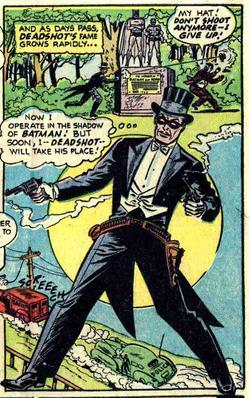 OG Deadshot Batman #59