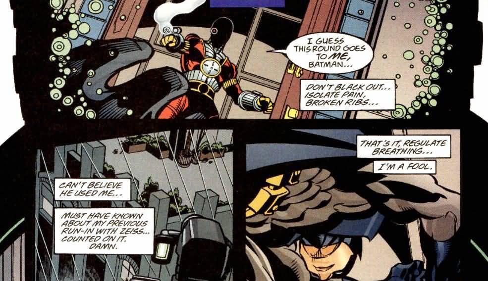 Deadshot Batman 592